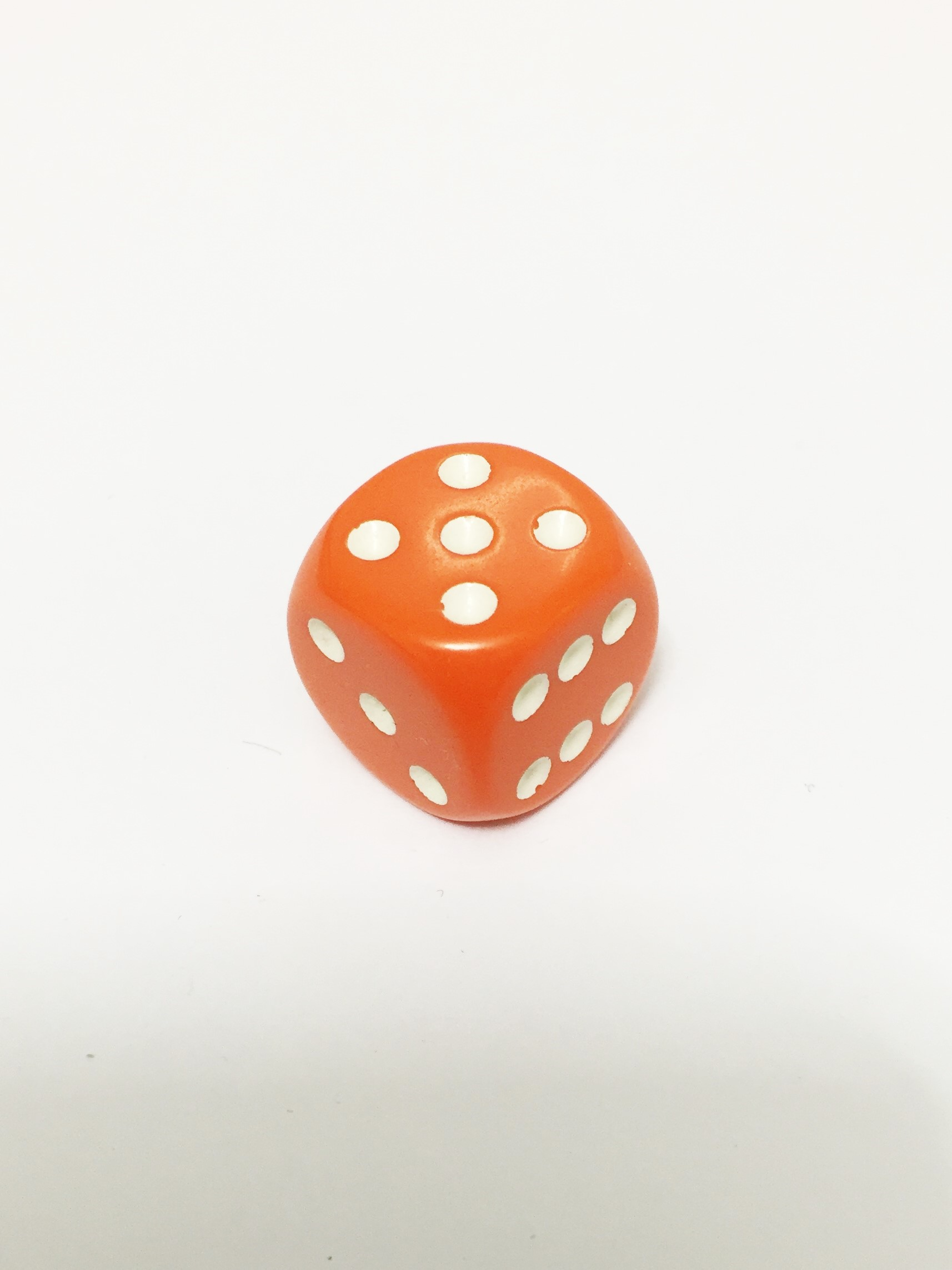 cubo D6 1D6 dados de seis acras