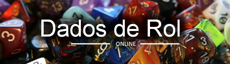 Banner dados de rol online
